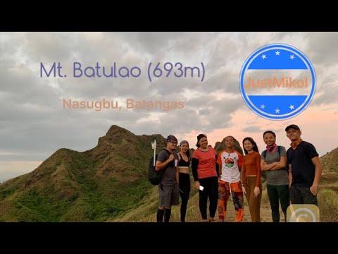 Mt. Batulao | Nasugbu , Batangas | Day Hike With Dabarkads | Music : Smile For Me By Roa