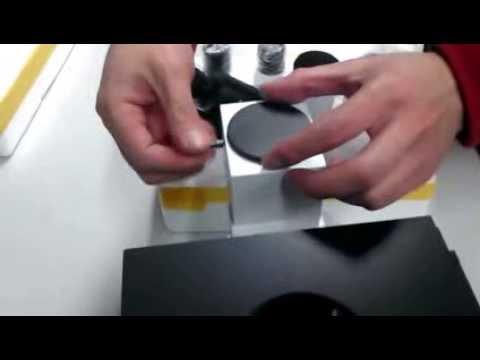 The Installation Of Metallographic Microscope --- EBP (www.hiebp.com)