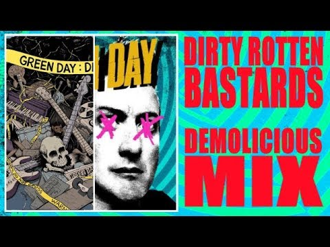 green day demolicious songs