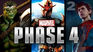 Marvel Phase 4 FIRST 3 MOVIES? (+Phase 3 Ant-Man and The Wasp UPDATE)