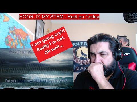 HOOR JY MY STEM – Rudi en Corlea – Patreon Request Reaction