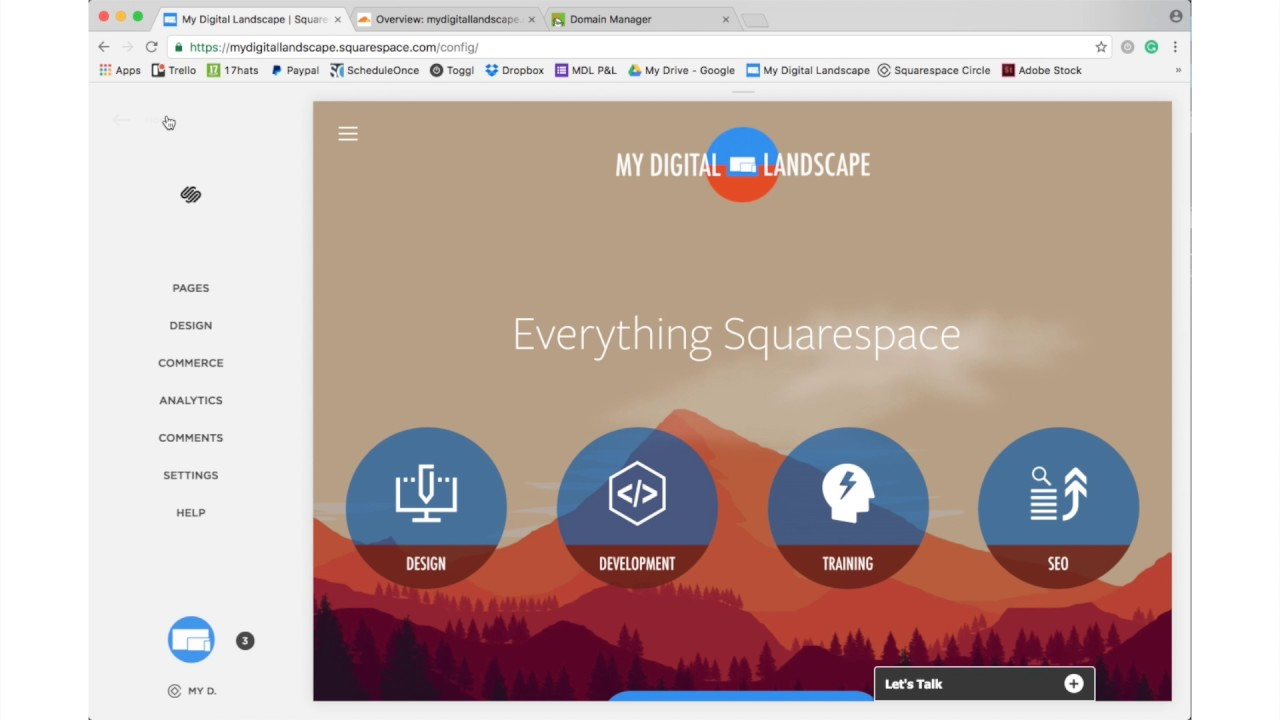Squarespace and SSL  YouTube