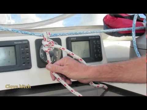 6. Days 3-4 Captain AJ's knot class - Offshore Sailing on Bella Luna - Swan 48 sailboat