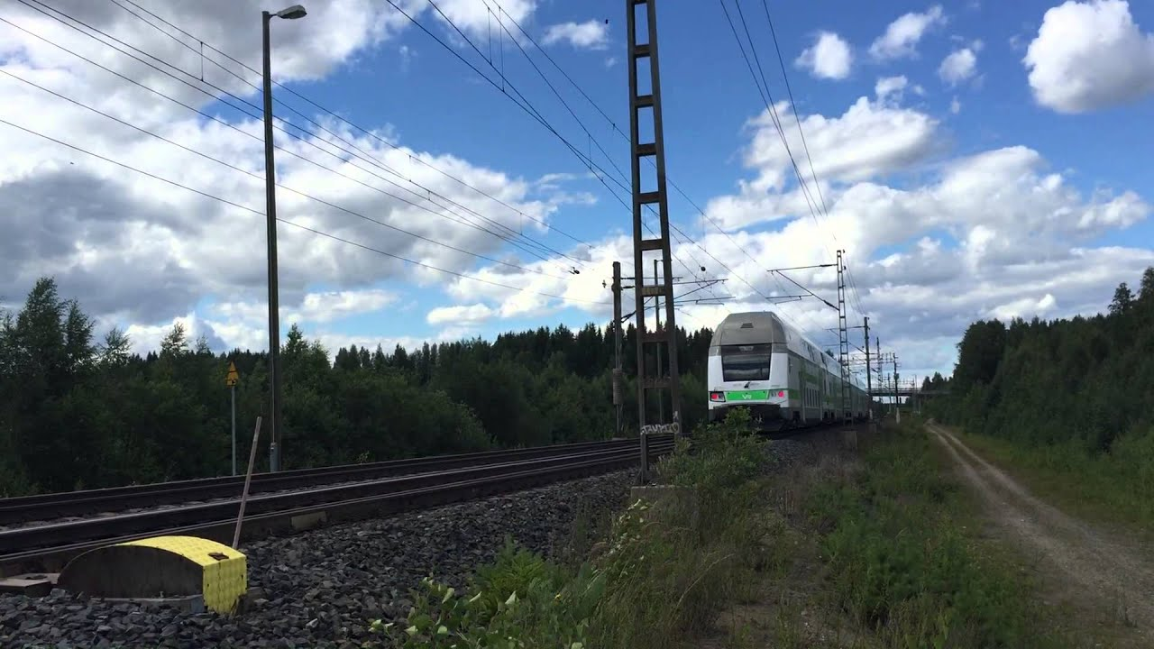 Vr Tampere Helsinki