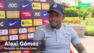 Modo Sele: Alexi Gómez habló de las supuestas indisciplinas de compañeros en Alianza Lima