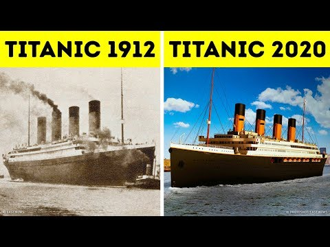 The Woody Show - Titanic 2 Will Cross the Ocean Soon, You Can Get Aboard