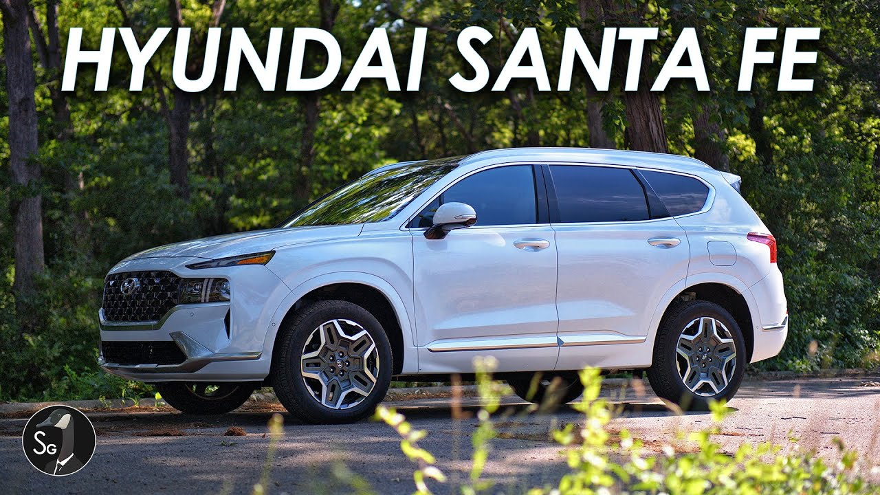 2022 Hyundai Santa Fe | They Just Keep Going