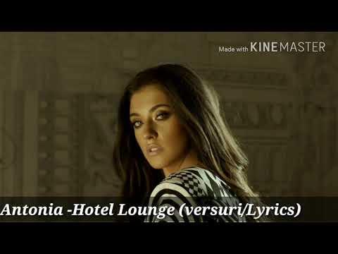Antonia -Hotel Lounge (versuri/lyrics)