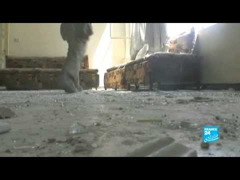 Syria - Rebels and Assad's forces face-off in Zabadani