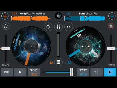 Mix Dubstep By Cross DJ android!|Especial 50 Subs