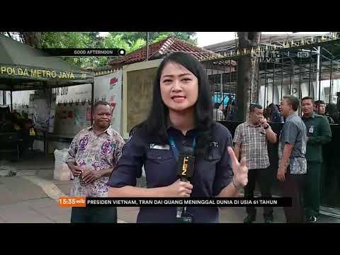 Live Report: Suasana KPU Sebelum Pengundian Nomor Urut Capres Cawapres Pilpres 2019