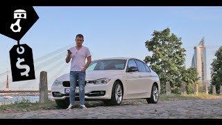 Сколько денег в год требует BMW F30 320d zhmuraTV