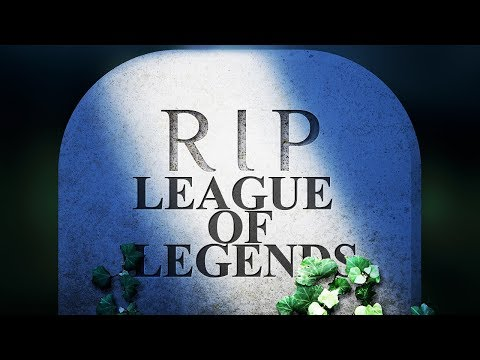 RIP LEAGUE WILL NEVER BE THE SAME AGAIN - Trick2G