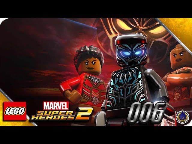 Let's Play LEGO MARVEL SUPERHEROES 2 💥 [006] WTF! Chronopolis