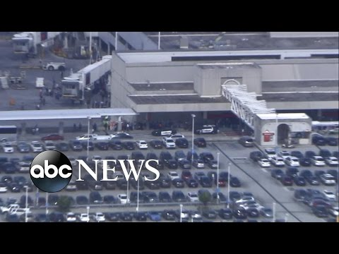 Fort Lauderdale Airport Shooting: At Least 5 Dead, 8 Injured