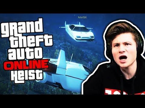 Abgefahrene U-BOOT AUTOS! | GTA Online | Dner