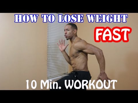 Running In Place Workout At Home – Lose Weight Fast