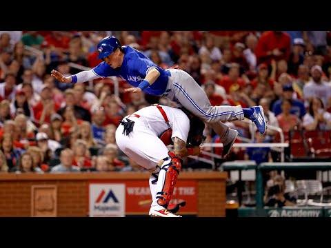 """Craziest """"Get Off Me"""" Moments in Sports History"""