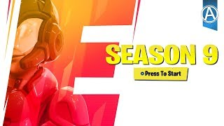 "NEW Fortnite ""SEASON 9 BATTLE PASS"" SKIN TEASER (Fortnite Battle Royale LIVE)"