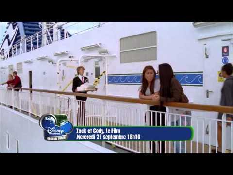 Disney Channel - Zack et Cody, le film : Premières minutes poster