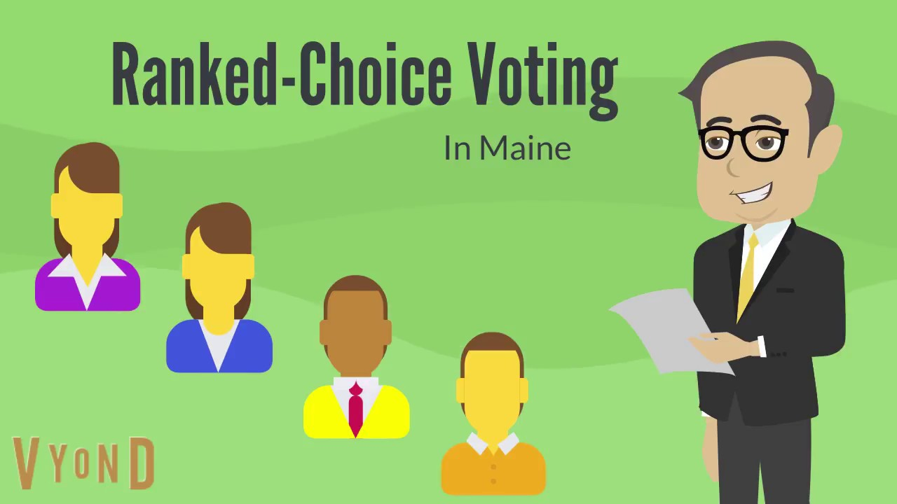 Ranked-Choice Voting in Maine