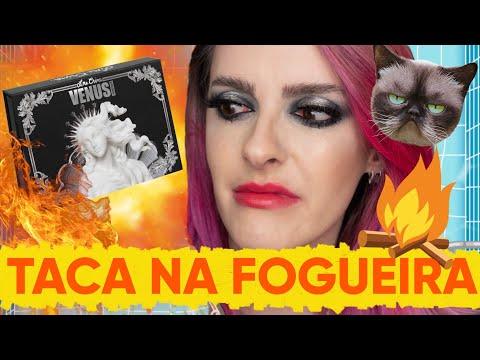 MAQUIAGEM PRETO E BRANCO COM PRODUTOS TRISTES - Karen Bachini