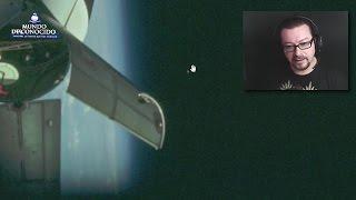 Los OVNIs de la Estación Espacial