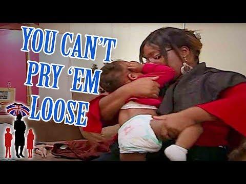 Mom Still Breastfeeding Toddler  | Supernanny