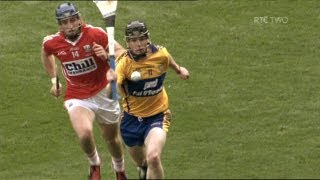 "Sublime hurling skill and ""freestyle hurling"" 
