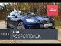 Audi A5 Sportback 2018. Octavia для богатых.