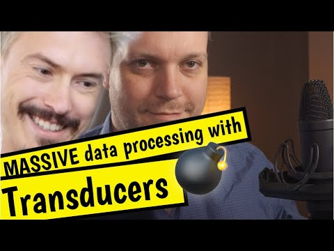Transducers for massive data processing in JavaScript: What, Why and How (Sean May) thumbnail