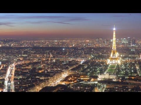 Bonjour Paris - Hello Paris