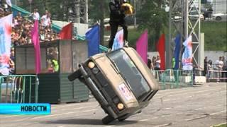 Хабаровск стал городом невест! Но не для всех, пока только для каскадеров!