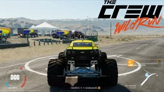THE CREW: WILD RUN (beta) (PC) || Gameplay en Español