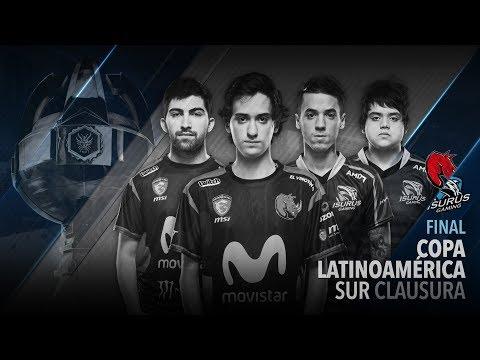 Copa Latinoamérica Sur Clausura - ¡Gran Final! - KLG vs ISG