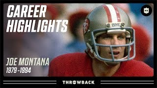 "Download Joe ""Cool"" Montana Career Highlights   NFL Legends Mp3 and Videos"