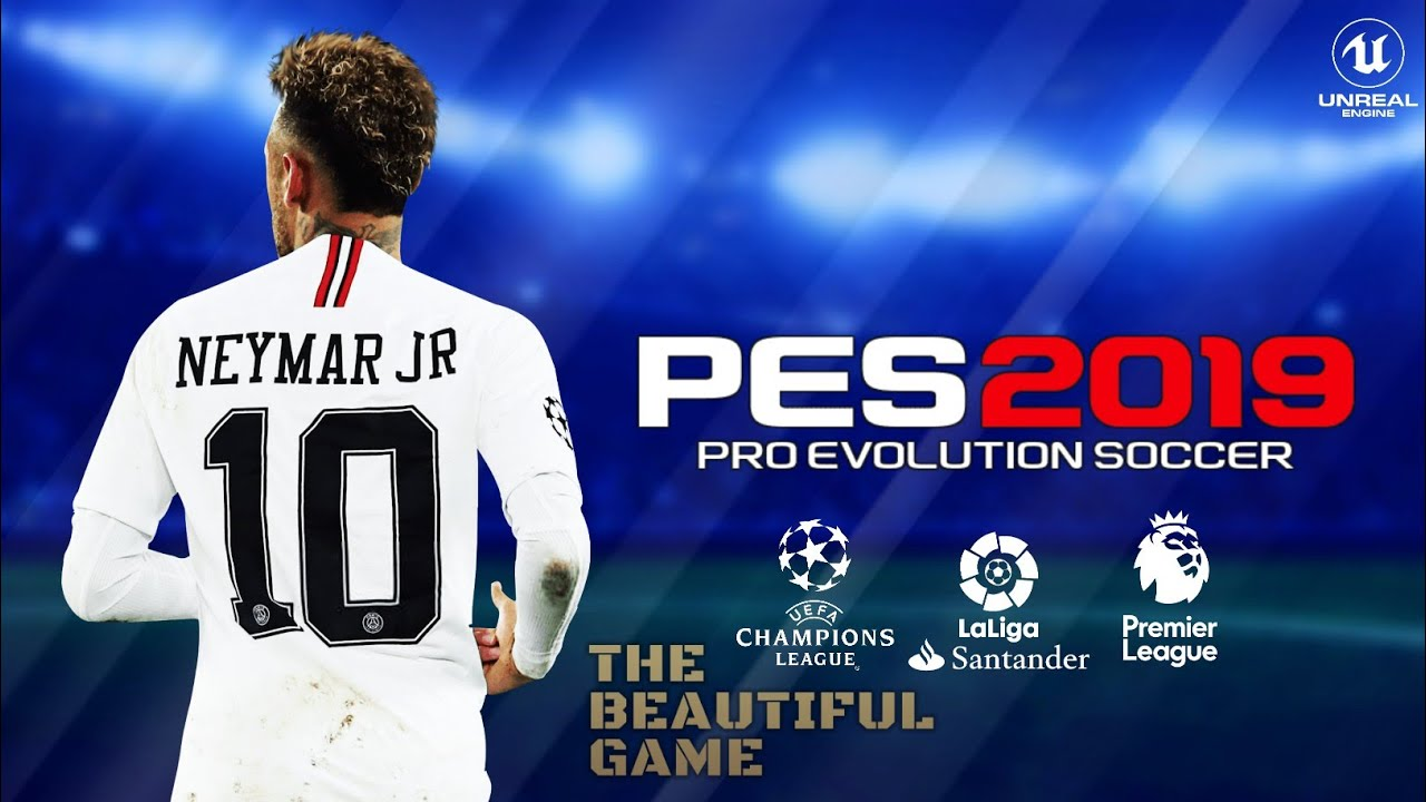 PES 2019 Android Offline 650 MB Best Graphics - PlayStation