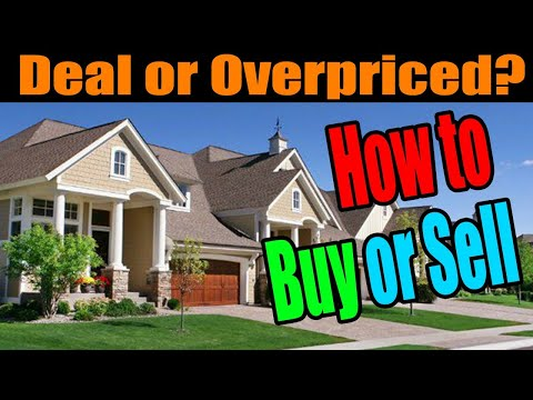 Pricing Real Estate. DON'T GET SCAMMED.