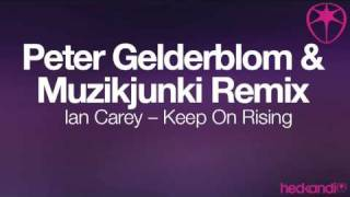 Ian Carey - Keep on rising (Peter Gelderblom & Muzikjunki Remix)