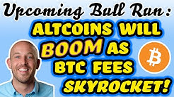 🔵 Upcoming Bull Run: Altcoins Will Boom as BTC Fees Skyrocket! - 1 MB Blocks - Halving in 30 Days!