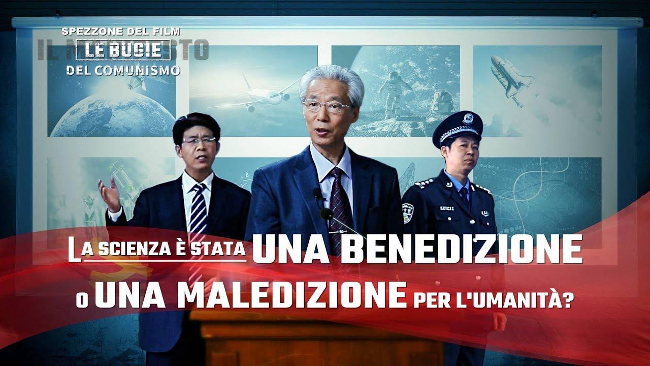 """Film cristiano """"Le bugie del comunismo"""" (Spezzone 2/6)"""