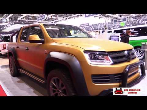 Volkswagen Amarok 2016, Volkswagen Bus ABT 2016, VW T Cross Breeze Concept 2016, VW Up 2017