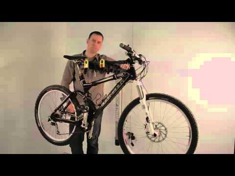 How To Load A Bike Onto Rack Using Top Adapter Softride Accessories