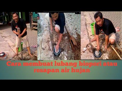 Cara membuat sumur resapan air Mp3