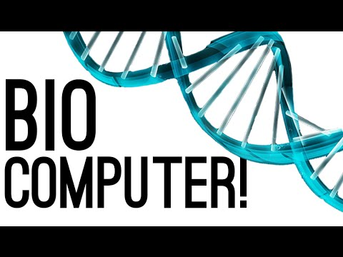 Nano-Biological Computing – Quantum Computer Alternative!