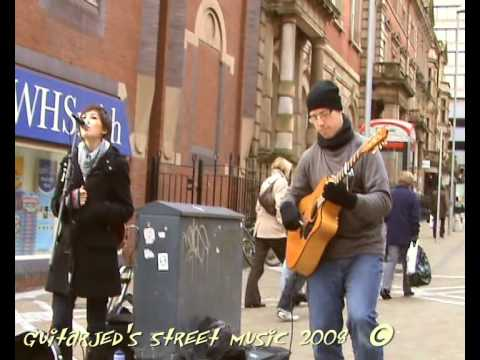 Hannah Trigwell & Pete McDonald - Hallelujah