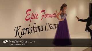 Envious Couture 15011 Dress - NewYorkDress.com