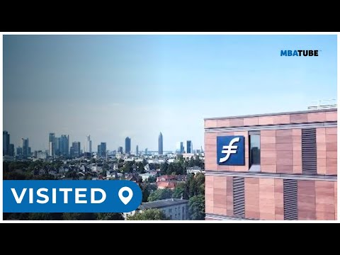Full-time MBA: The Frankfurt MBA at | Frankfurt School
