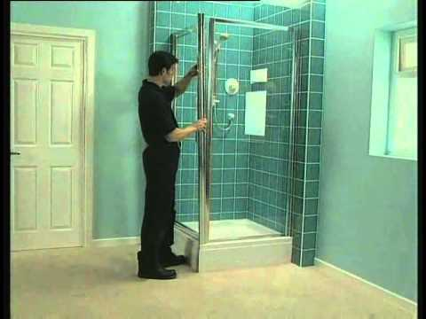 Coram Premier Shower Enclosure Installation Youtube