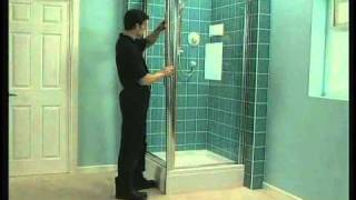 Coram Premier Shower Enclosure Installation